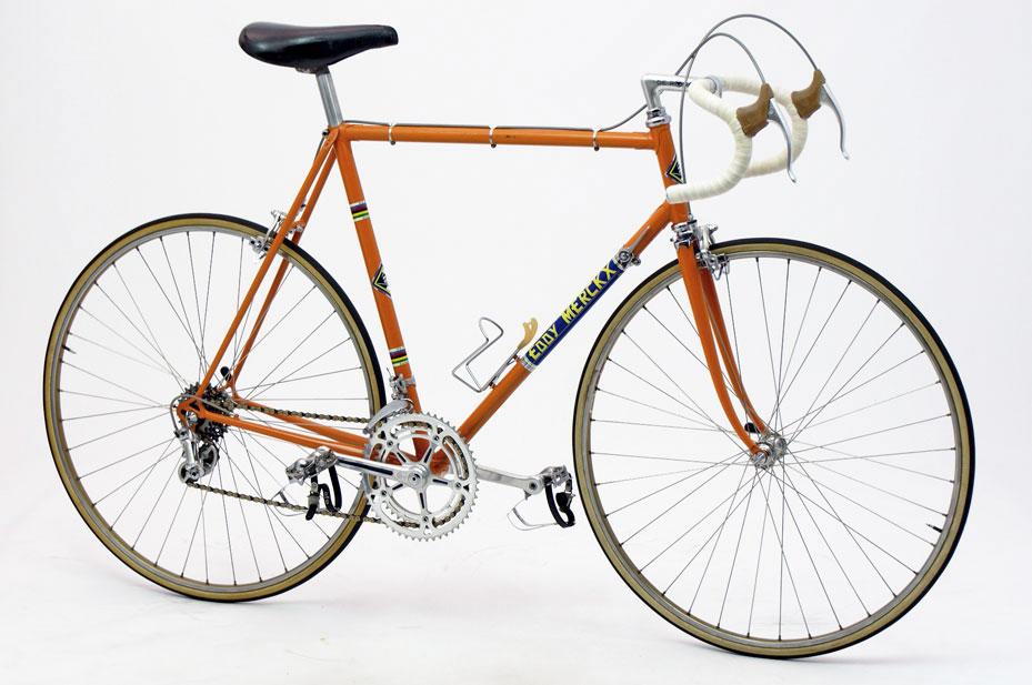 Eddy Merckx Molteni De Rosa 1972 Speedbicycles Com