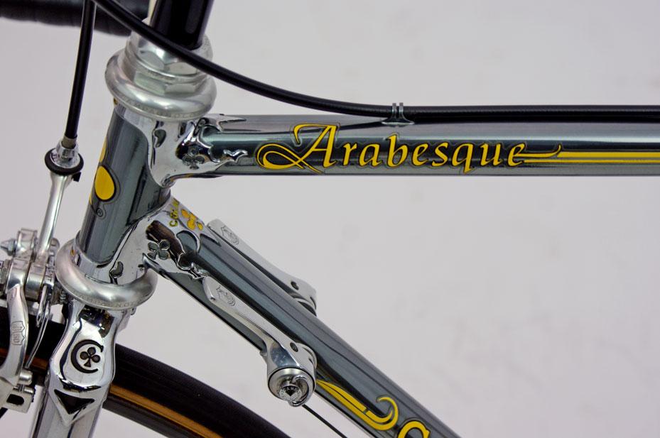 Tire Rating Guide >> Colnago Arabesque 1983 - speedbicycles.com