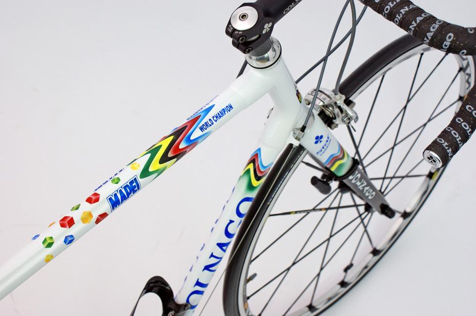 Colnago C40 World Champion 2003 - speedbicycles.com
