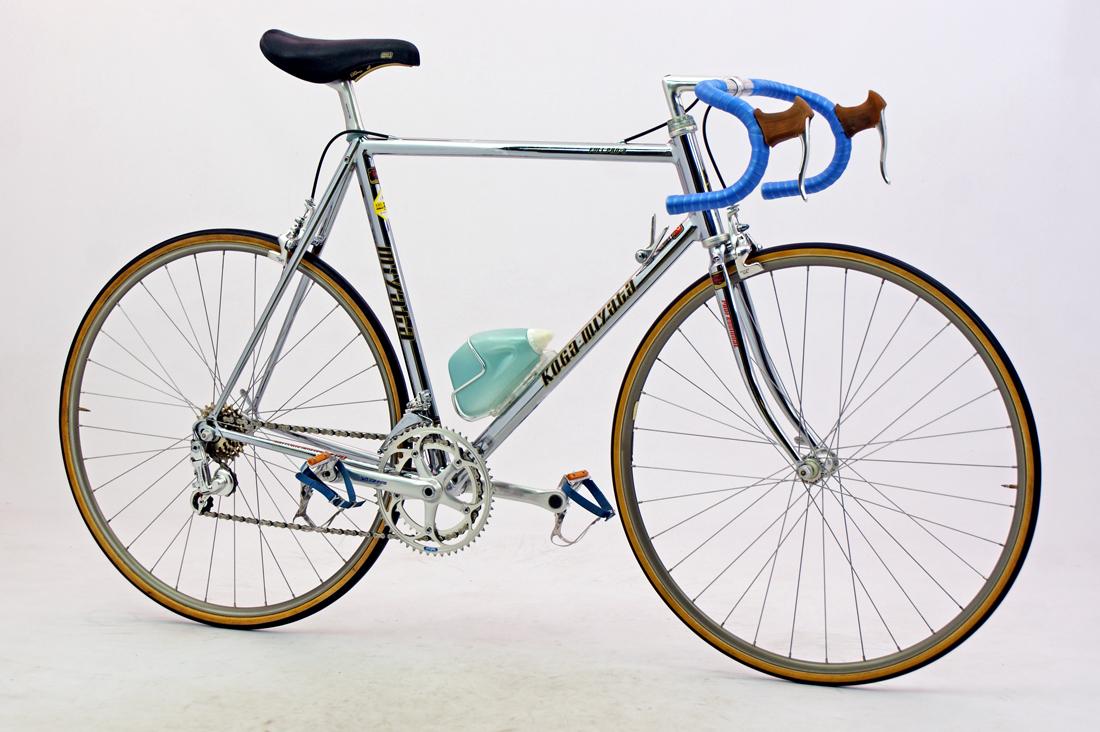 Koga Miyata Full Pro A Frame Decal Set 1984