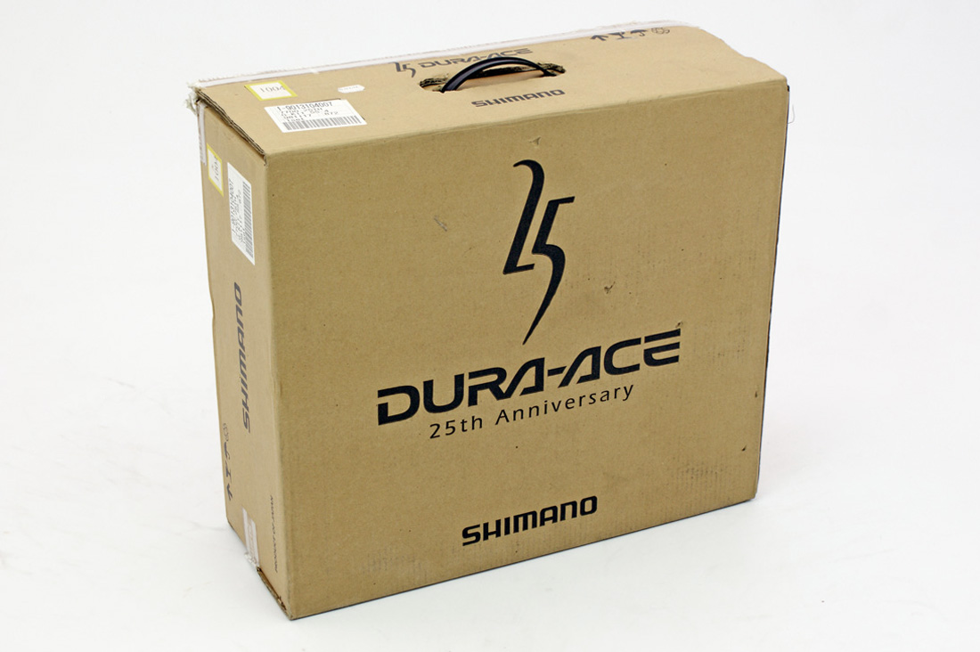 Dura Ace 25th Anniversary Group 1998 - Speedbicycles